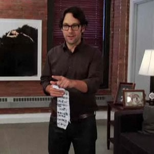 Paul Rudd Funny or Die Video For Our Idiot Brother