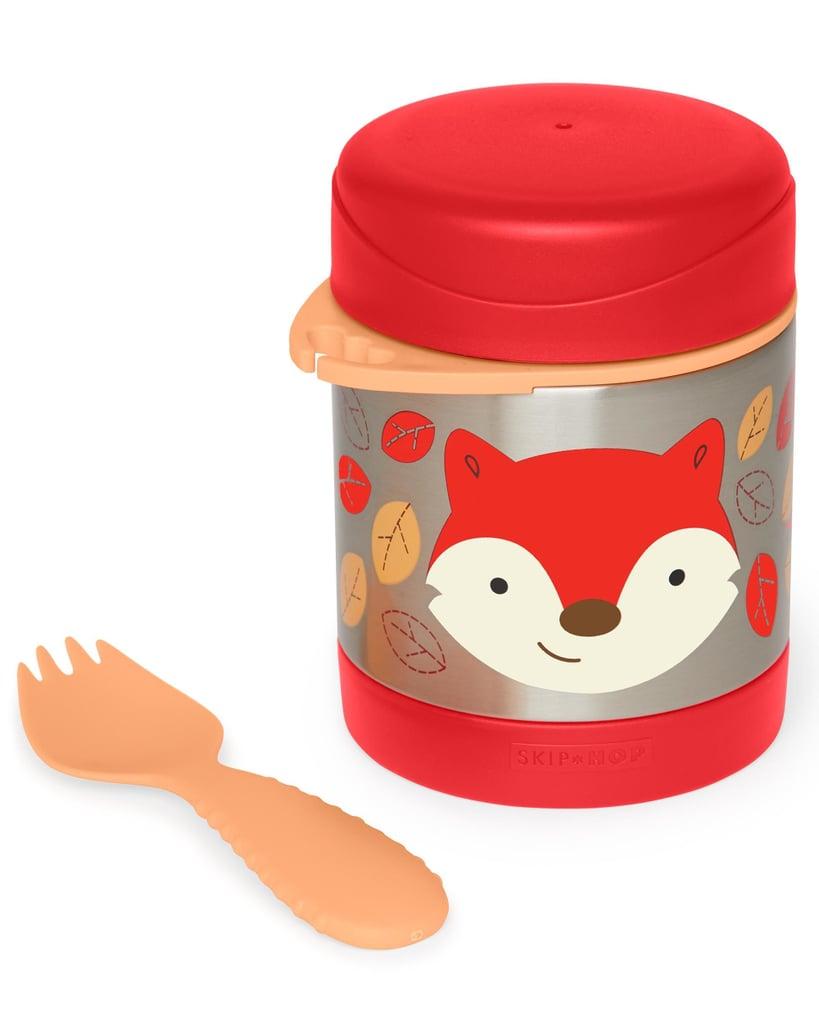 Skip Hop Zoo Insulated Little Kid Food Jar