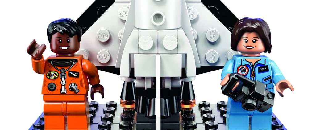 """Lego Is Releasing a Women of NASA Set, Since """"Ladies Rock Outer Space"""""""