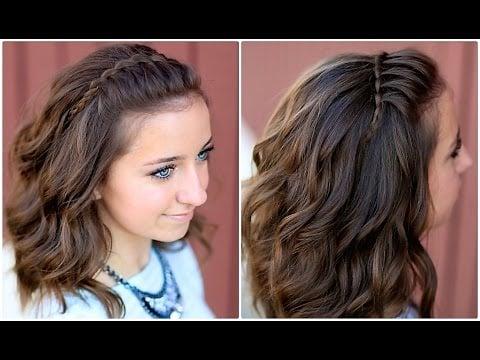 Easy Hairstyles For Girls Popsugar Family