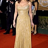 Catherine Zeta-Jones at the 2004 SAG Awards