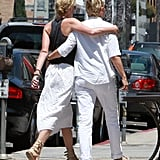 Cute Portia de Rossi and Ellen DeGeneres Pictures