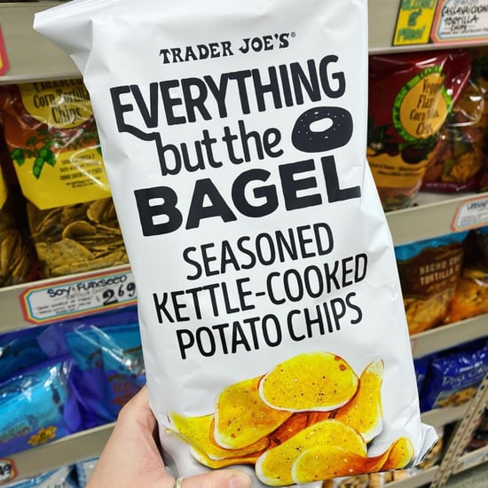 Trader Joe's Everything but the Bagel Kettle Chips