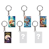 Oh My Disney VHS Cover Mystery Keychain