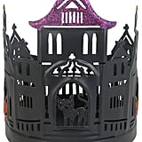 Sonoma Goods For Life Haunted House Halloween Candle Jar Holder