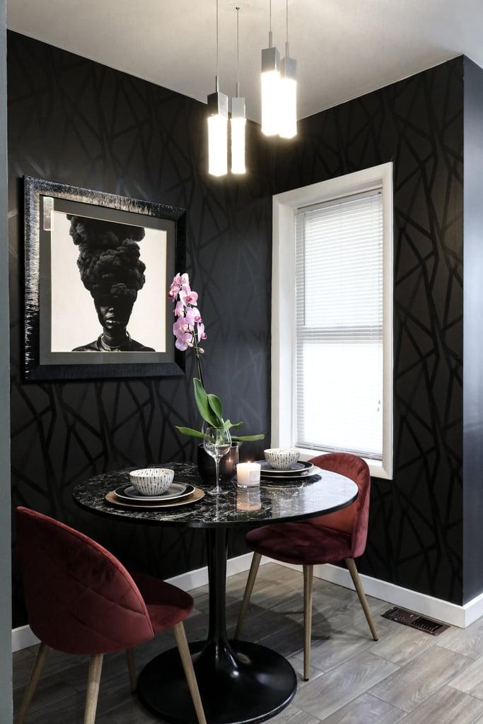 After: Bold Black Design