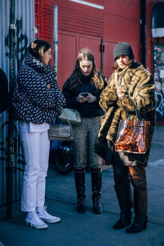 New York Fashion Week Day 3