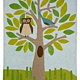 Tree Multi Large Rug ($550)