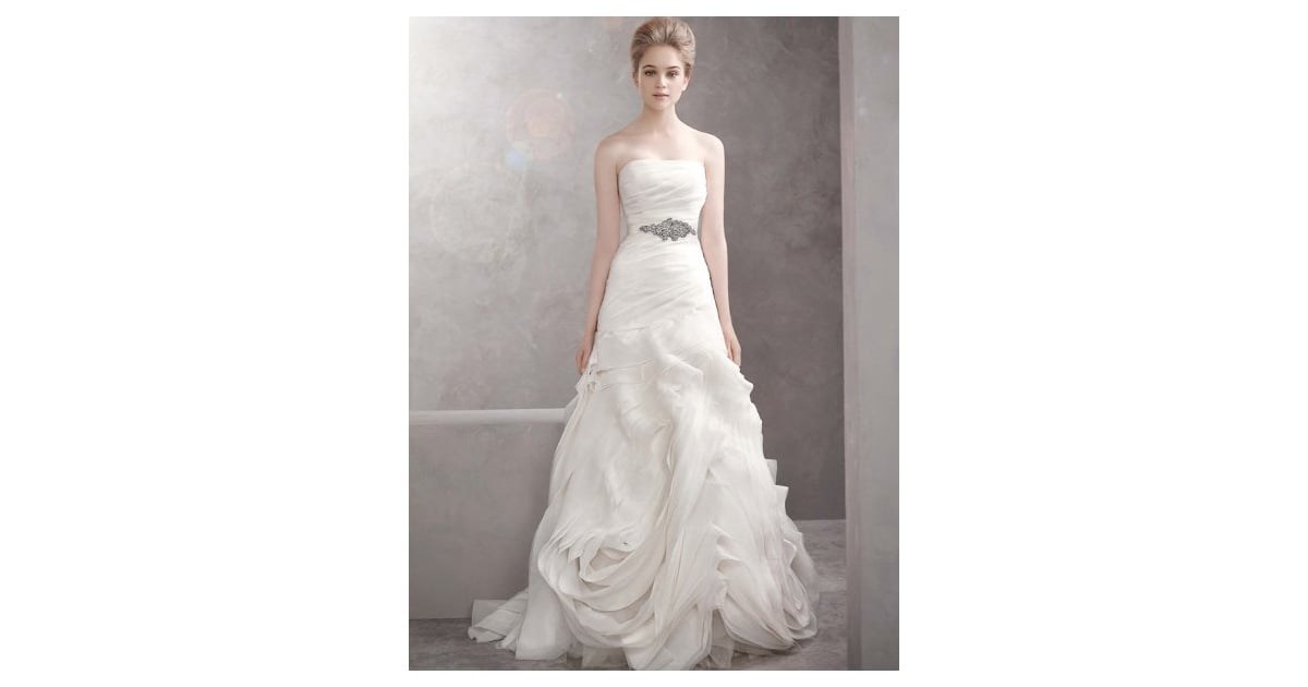 Want to get married in a vera wang but don 39 t want to spend for How much to spend on wedding dress