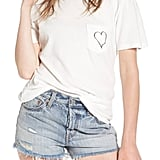 Prince Peter Heart Pocket Tee