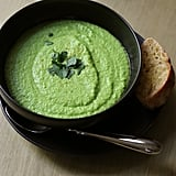 Vegan Green Pea Soup