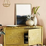 Hand-Embossed Buffet