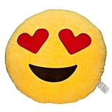 Emoji Smiley Plush Pillow