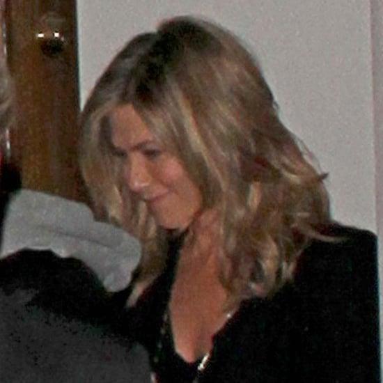 Jennifer Aniston's New Haircut 2014 | Photos