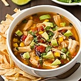Recipe for a Crowd: Slow-Cooker Chicken Tortilla Soup