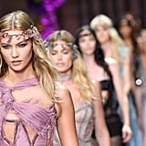 Ultimately, the Versace Show Took Our Breath Away