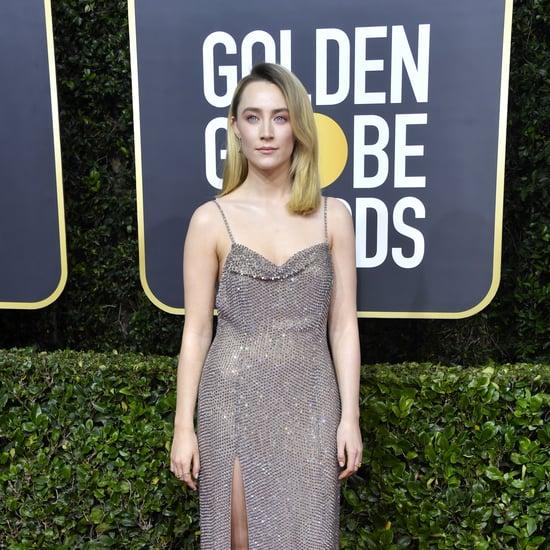Saoirse Ronan's Dress at the Golden Globes 2020