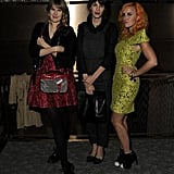 Tennessee Thomas, Alexa Chung, Aimee Phillips