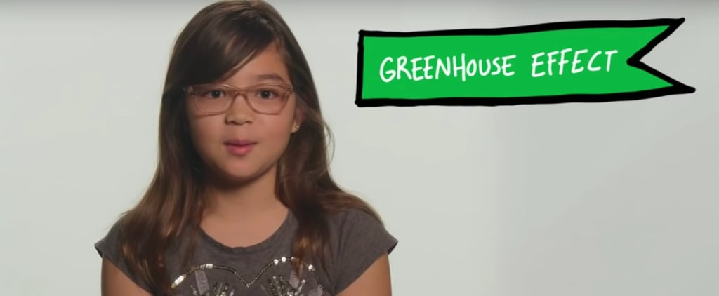 Kids Explain Climate Change to Trump on Jimmy Kimmel Video