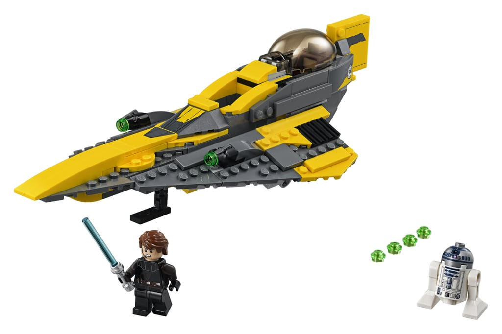 Lego star wars anakin 39 s jedi starfighter new lego sets - Lego star wars vaisseau anakin ...