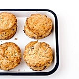 Bacon Blue Cheese and Scallion Scones