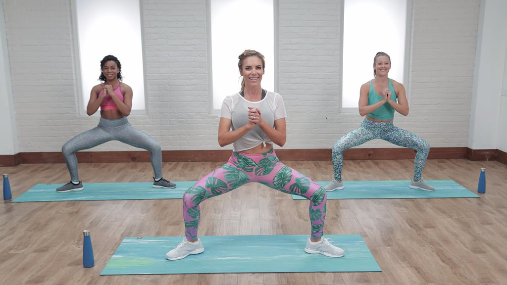 Or Try This Abs and Booty Workout Video