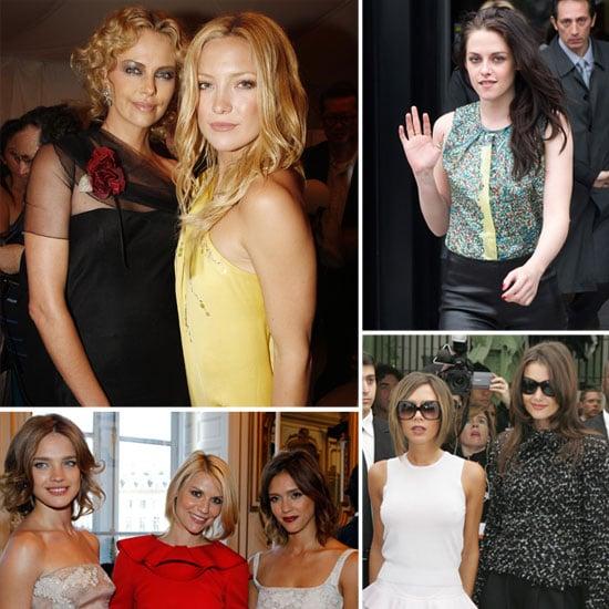 Star-Studded Paris Fashion Week Through the Years!