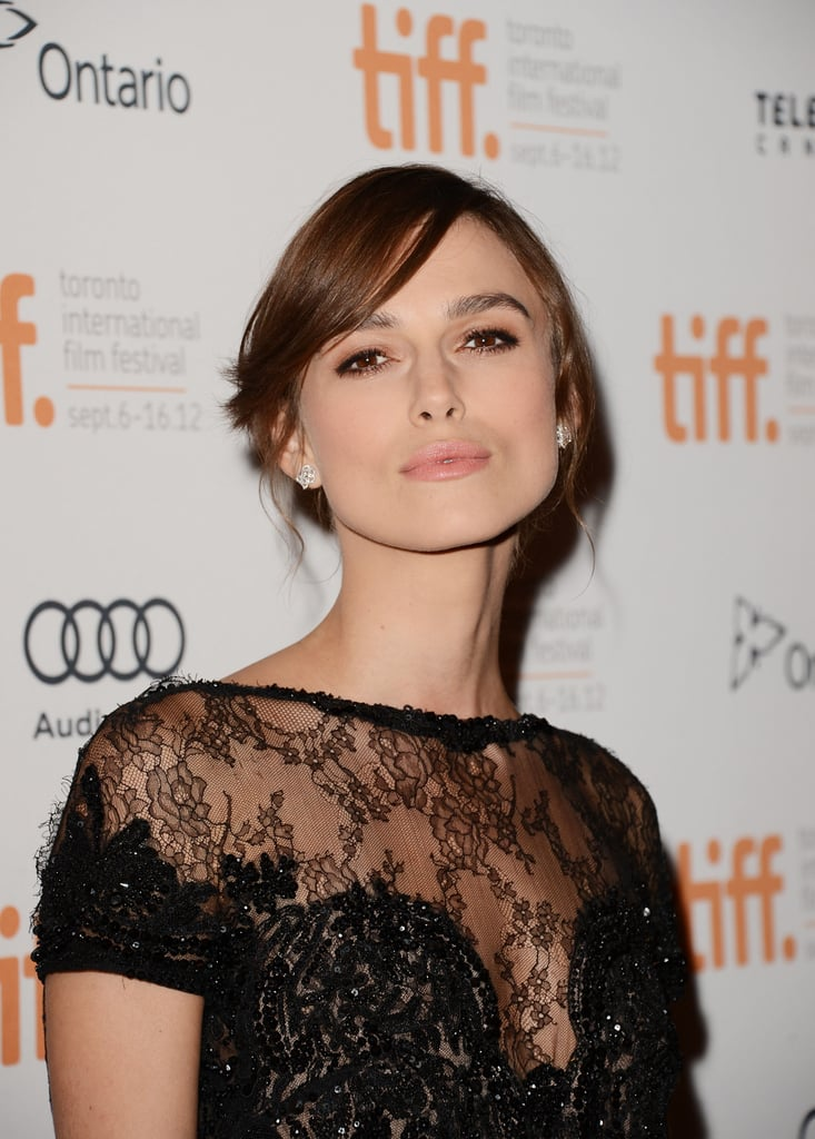 Keira Knightley and Jude Law at TIFF Anna Karenina Premiere