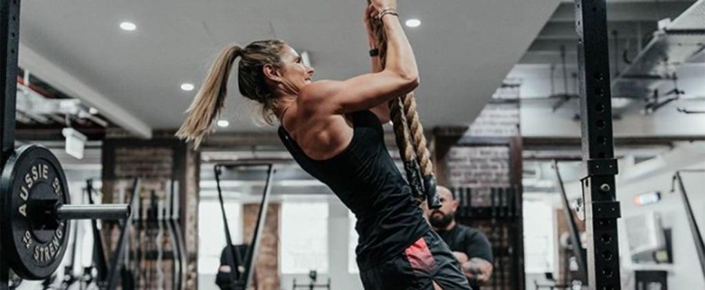 Candice Warner's Pre-SAS Fitness Training Regime