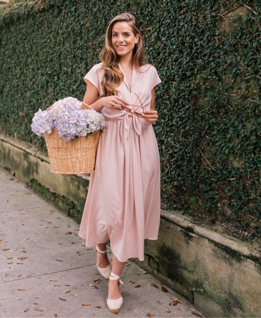Summer Day Dresses 2018