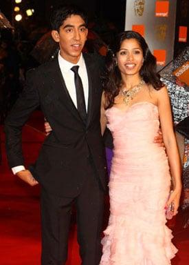 Roundup Of The Latest Entertainment News Stories — Rumours That Slumdog Millionaire's Freida Pinto and Dev Patel Are Dating