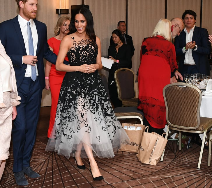 meghan s markle s dress looks like harry potter wedding gown popsugar fashion harry potter wedding gown