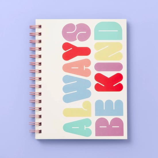 Always Be Kind Spiral Journal