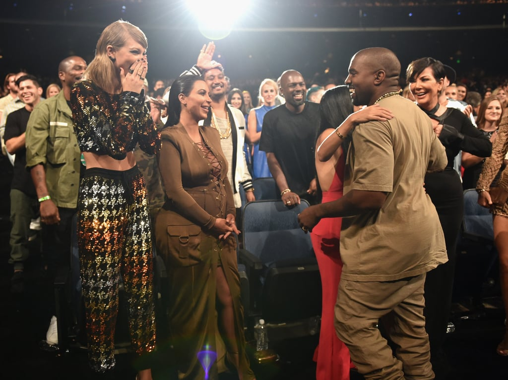 """In 2016, Kanye released """"Famous,"""" a song in which he raps, """"I feel like me and Taylor might still have sex / I made that b*tch famous."""" Taylor slammed the track upon its release and argued she was approached to share the song on Twitter but never saw its final lyrics. Kim came to her husband's defense and shared a video of a phone conversation between Taylor and Kanye. In that short clip, Taylor appears to give the track her blessing. In response, Taylor stood her ground. """"I would very much like to be excluded from this narrative, one that I have never asked to be a part of, since 2009,"""" she wrote on Instagram."""