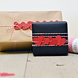 Twine and Hearts Gift Wrap