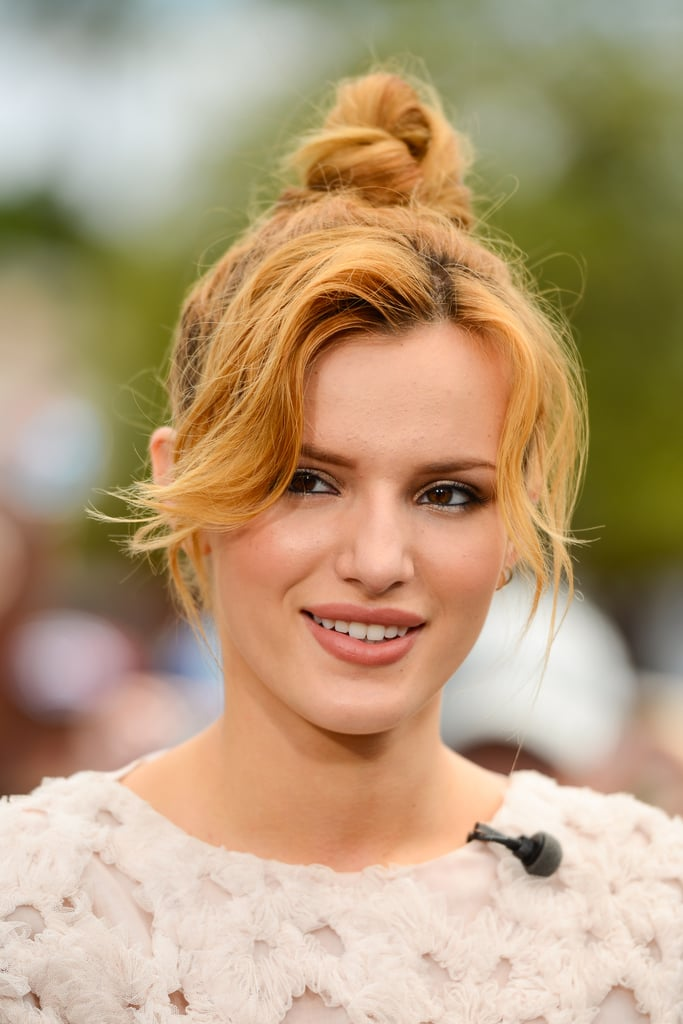 The Art of the Perfect Selfie, According to Bella Thorne