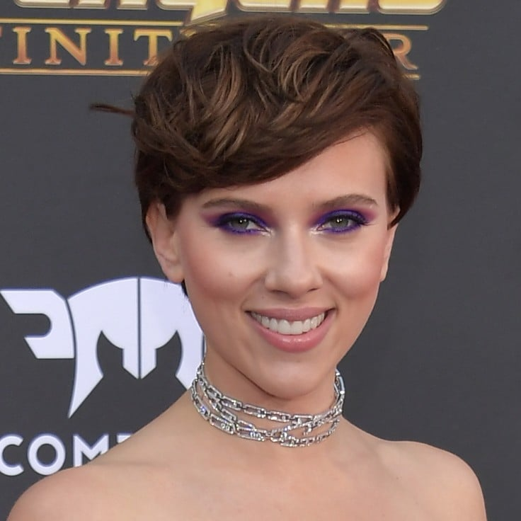 Scarlett Johansson Popsugar Celebrity