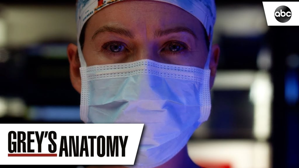 Be sure to tune in to the 15th season of Grey's Anatomy on Sept. 27!