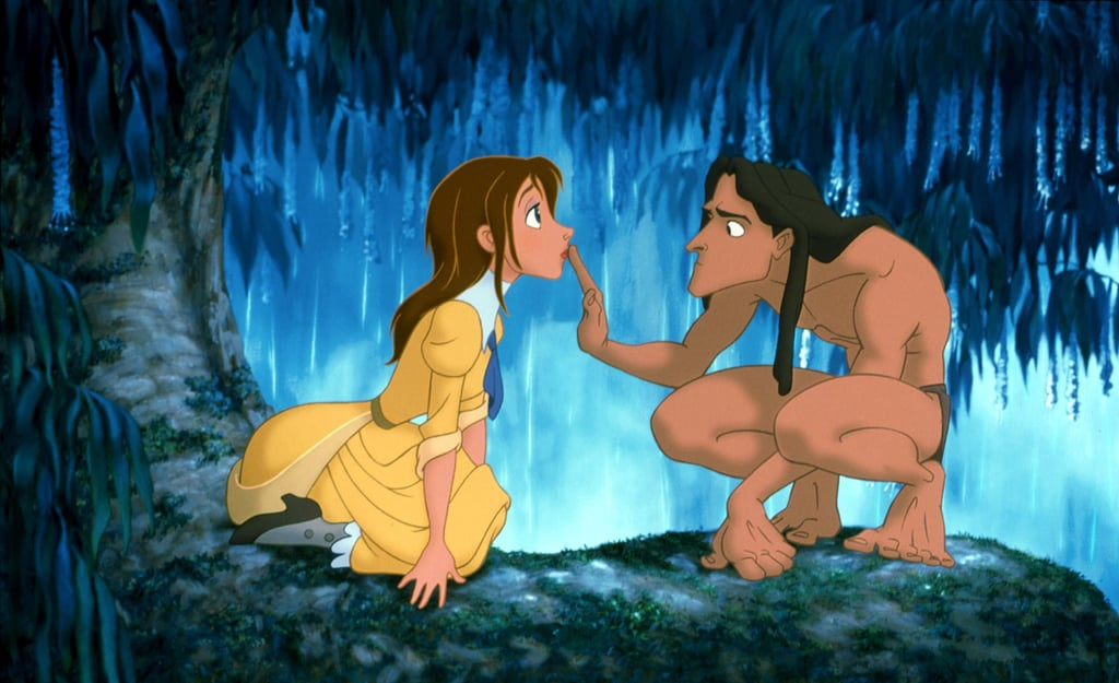 relationship between tarzan and frozen debate