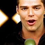 """Livin' La Vida Loca,"" Ricky Martin"