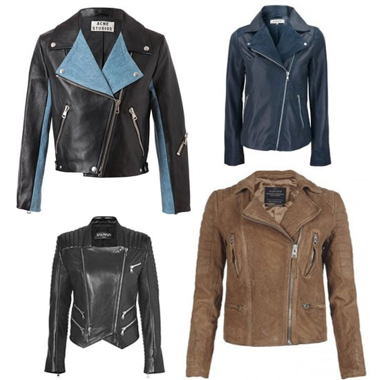 The Essential Wardrobe: 10 of the Best Leather Biker Jackets
