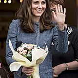 Kate Middleton Is a Beam of Sunshine During Her Appearance in Norfolk