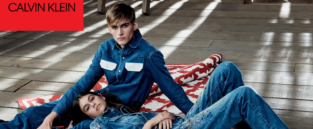 Kaia and Presley Gerber Prove They Are Fashion's Favorite Siblings in Their Latest Campaign