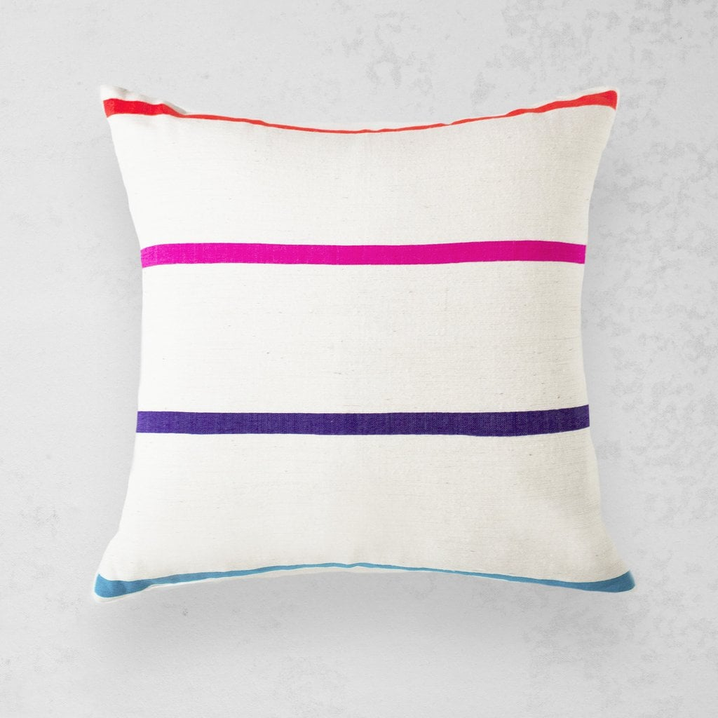 Bolé Road Karati Pillow