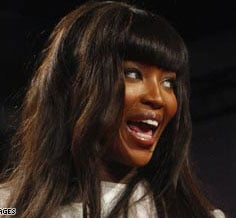 This Just In! Naomi Campbell Hospitalized