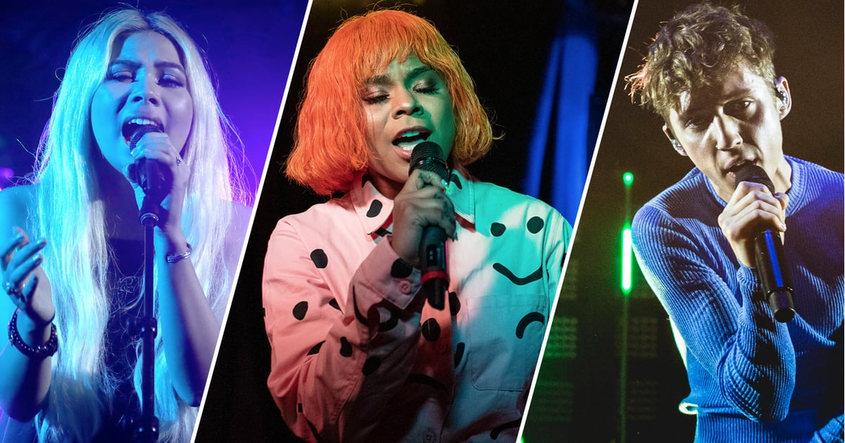 Dance Into Pride Month With Playlists From Troye Sivan, Hayley Kiyoko, Tayla Parx, and More.jpg