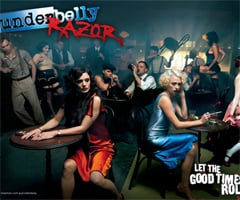 Premiere Episode of Underbelly: Razor Attracts High Ratings, More Than 2 Million Viewers For Channel Nine