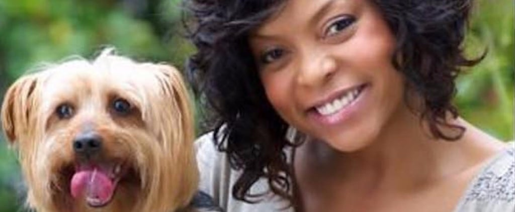If You've Ever Lost a Pet, Taraji P. Henson's Tribute to Her Late Dog Will Make You Sob