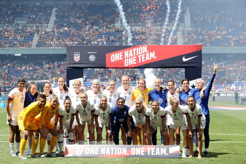 US Women's World Cup Roster 2019