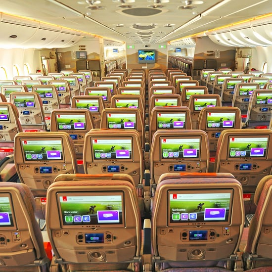 Emirates In-Flight Netflix Service
